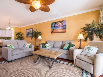 Photo for Luxury Condo - Water Views, King Tempurpedic Bed, Massage Chair & Resort Pools