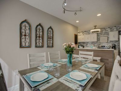 Photo for Bayside Sunrises, Walk to Beach, Tennis, Renovated, on 2nd Level, 2 Story, 2 En-Suite Bedrooms, WiFi