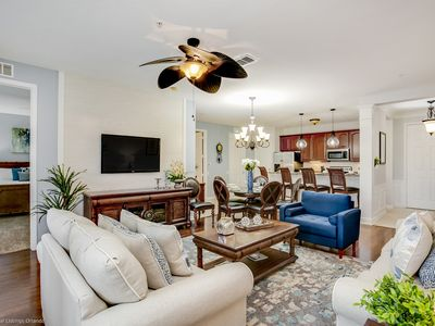 Photo for Freshly updated 3-bed, 2-bath luxury condo for your perfect Florida vacation.