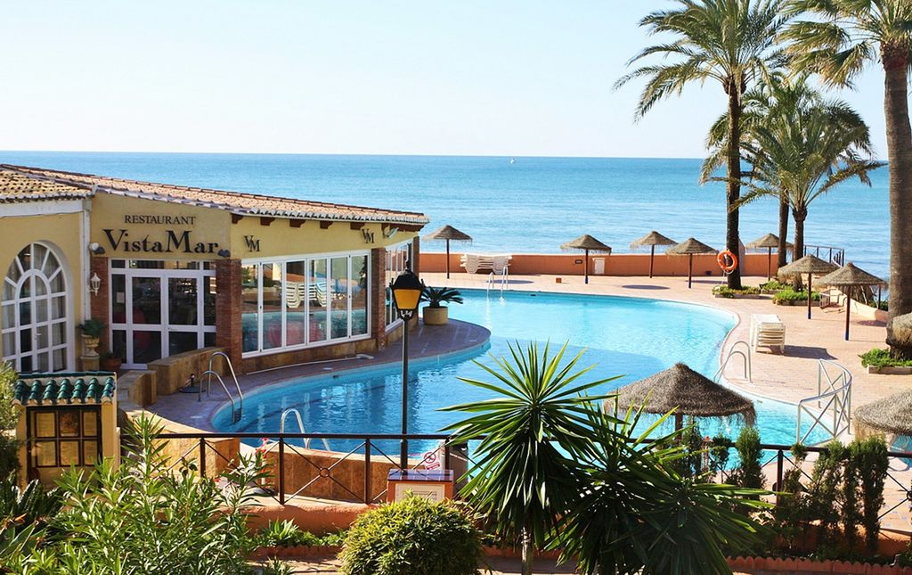 Spanish Beach House W Sea Views Marbella Costa Del Sol Golf Tennis Spa Bea