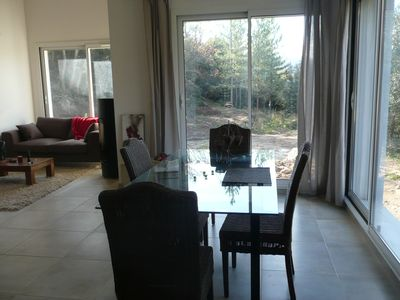 Photo for Cozy furnished villa.  rental for spa guest. 2 to 4 pers. 2 bedrooms
