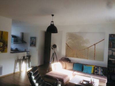 Photo for Charming apartment in hyper center