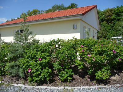 Photo for family-friendly, comfortable accommodation, 2 terraces, 200 m to the beach