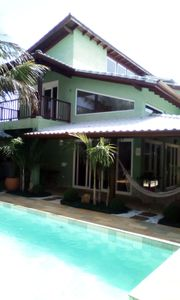 Photo for Beach House: pool, 1 block from the beach, barbecue, 4 bedrooms