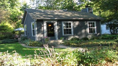 Photo for Baby Grand, Pet Friendly in Downtown Saugatuck Cottage with b