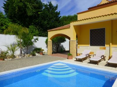 Photo for Beautiful Seaside Villa with pool - 25 Mins From Airport. Free Wifi.