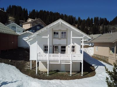 Photo for small CHALET in Flaine well placed
