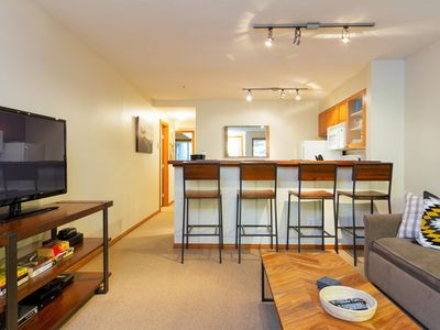 Photo for Central 2BD with Private Hot Tub, Pool, WiFi, Free Parking