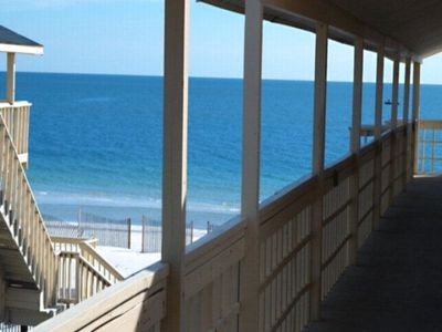Photo for Steps to the Water! Beach Side...2 Bedroom/Sleeps 7