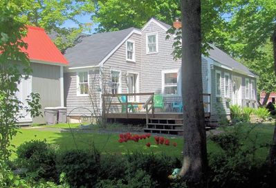 Welcome to The Perch, a cute cottage on the coast of Maine!