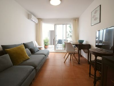 Photo for Calam Double house at Central Town with veranda and terrace all Tavira views