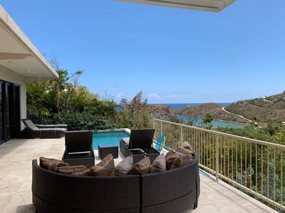 Photo for Luxury 3 bedroom / 3 1/2 bath Villa Bonita