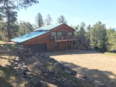 Photo for Luxury Mountain home in Angel Fire / Black Lake NM, near ski resort/country club