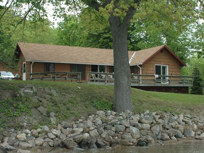 Photo for Heart Bay on Lake George - 2 Bedroom Cottage, Private Dock
