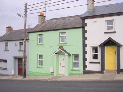 Photo for Extended terraced cottage offering a family base on East Coast in Wicklow Town