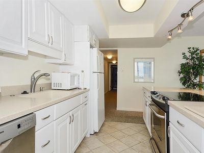Photo for FREE DAILY ACTIVITIES! Bright, comfortable and fresh direct ocean front 3 bedroom, 2 bath, condo with many upgrades