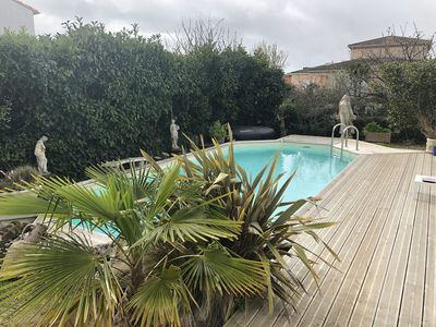 Photo for House with pool in Royan