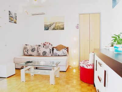 Photo for Holiday apartment Pula for 1 - 2 persons - Holiday apartment