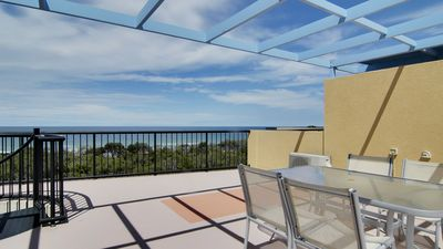 Photo for Absolute Beachfront Marcoola Beach Rooftop Penthouse Apartment