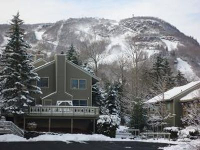Photo for Hunter Hideaway 4BR Ski on Ski off Hunter Highlands Condo