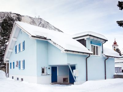 CHALET BLUE, beautiful chalet in the Alps for 10 people