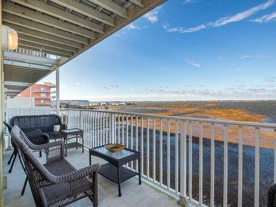 Photo for Breathtaking Bay Views - Mid-Town OCMD Near Fager's, Seacrets & More