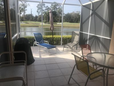 Photo for Enjoy Golf, Tennis, Swimming, Beach--sun and fun in lovely Sarasota