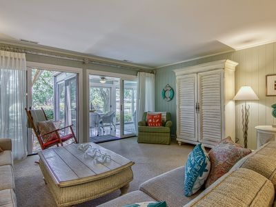 Photo for Beautiful Golf Villa just minutes from the fabulous Hilton Head Island beaches