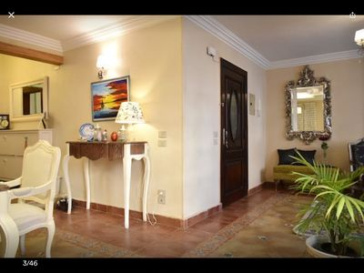 Photo for A luxurious apartment situated in the middle of everywhere in Cairo (Maadi ).
