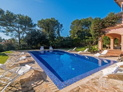 Photo for Villa Marco - Majorcan Styled with Pool & Garden