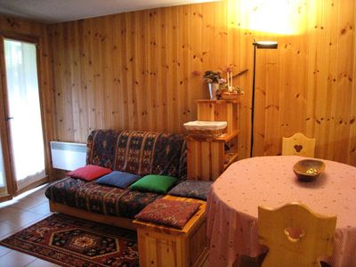 Photo for Residence Les Aiguilles Rouges - 2 Room Cabin 6 People