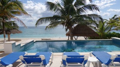 Photo for 5BR Villa Vacation Rental in Akumal, QRO