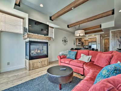 Photo for NEW! Cozy Townhome w/Mtn Views 6 Mi. to Park City