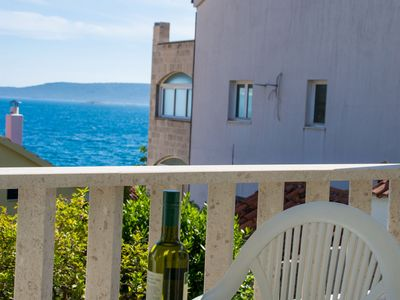 Photo for Apartment Marala  A2(2+1)  - Okrug Donji, Island Ciovo, Croatia