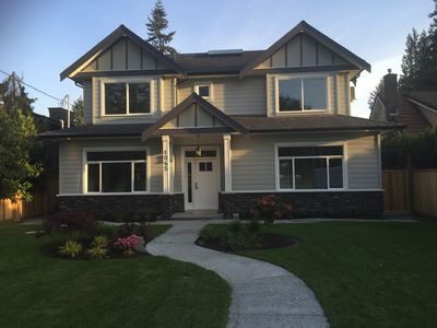 Photo for Beautiful Executive Home - Close to everything Vancouver has to offer!