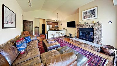 Photo for Top Floor Condo with Great Views, Trail Access & Extra Room!