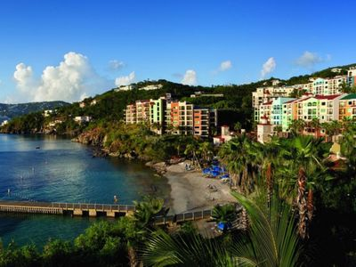 Photo for 2BR Resort Vacation Rental in St. Thomas, St Thomas