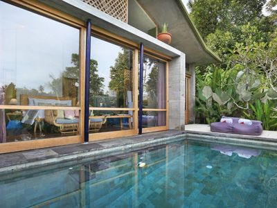 Photo for Private Pool Villa, very romantic & beautiful view
