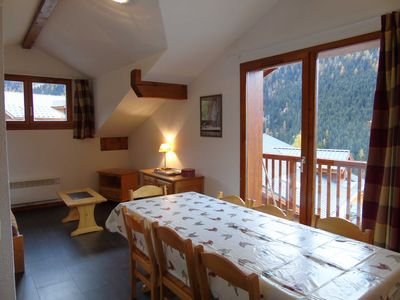 Photo for Apartment 8 pers-VALFREJUS
