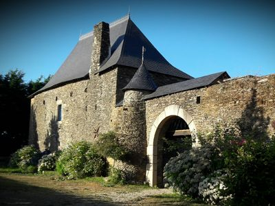 Photo for 2BR Country House / Chateau Vacation Rental in Ploermel