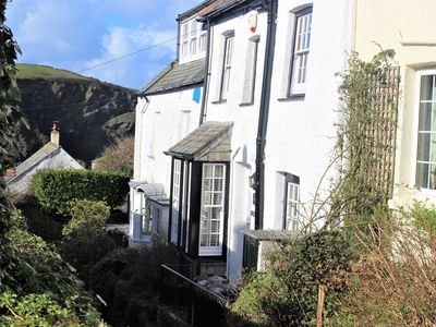 Photo for Stunning fisherman's cottage beautifully refurbished with harbour views. New
