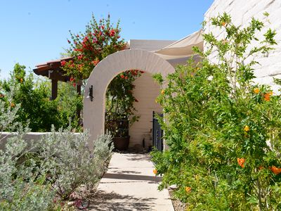 Photo for Catalina Foothills, Tucson. Charming  2 Bedroom Town Home Great Mountain Views