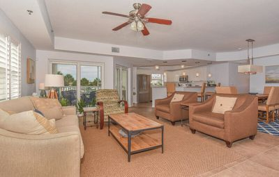 Photo for Beautifully Decorated 3/2 Corner Unit with 3 Balconies to Enjoy!  OW3-201
