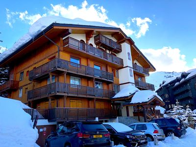 Photo for Luxury in Courchevel Center with Terrace! #S100