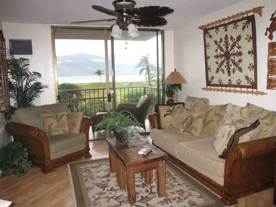 """Photo for ***** """"Exceptional Oceanfront/Beachfront Maui Condo"""" *****"""