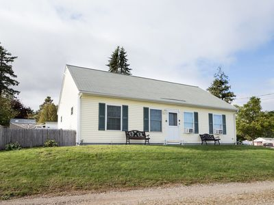 Photo for New To The Rental Market! Cute Cottage Near Long Sands Beach!