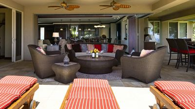 Photo for Beautiful Private Villa Goes Public In Waiulaula - Gorgeous Furnishings!