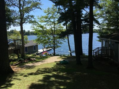 Photo for Lake Muskoka Cottage and Bunkhouse