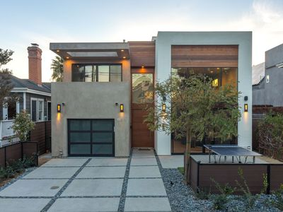 Coronado Best Contemporary Beach House