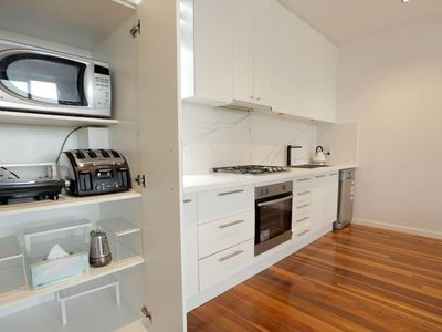 Photo for Large luxury appartment in the center of stkilda